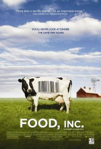 Some highlights from the Food, Inc. Documentary