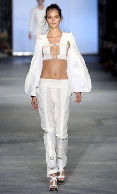 Crop Tops Sporty Fashion Design Trend