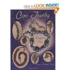 Coro Jewelry by Marcia Brown