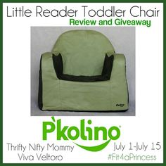 P Kolino Table And Chairs Win It: One lucky reader will win a Little Reader Toddler Chair in the ...