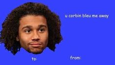 voldemort valentine's day card
