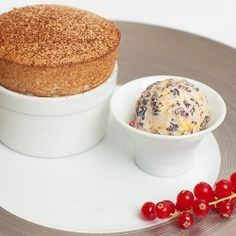 Dark Chocolate-Lime Souffles | Recipe | Dark, Souffle Recipes and ...