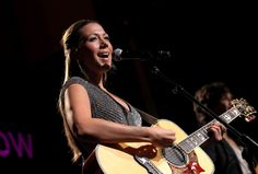 Colbie Caillat raises her voice for equality during a performance at Equality Now's Make Equality Reality event on Nov. 4 in Los Angeles