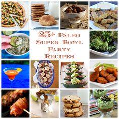 Paleo Super Bowl Recipes   @paleospirit
