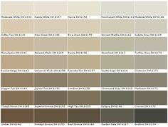 Lifestyle Collection Naturally Neutral Paint Color