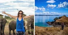 A 29-Year-Old Woman Spent Three Years Traveling The World By Herself And Here Are Her Favorite Places