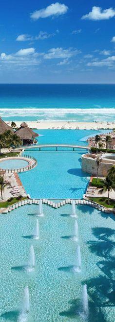 The Westin Lagunamar Ocean Resort in Cancun, #Mexico