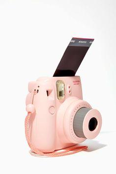 Fujifilm Instax Mini 8 Instant Camera// Polaroid