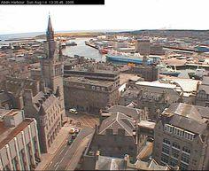 Aberdeen, Scotland.....my birthplace!
