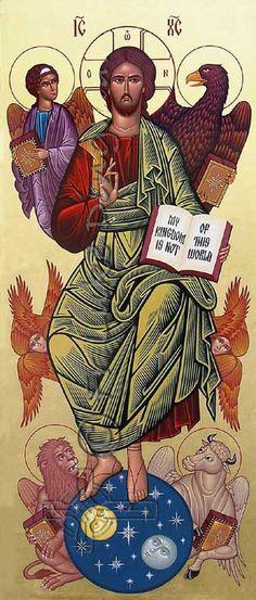 holy pentecost icon