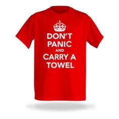 Dont Panic & Carry a Towel
