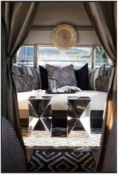 Moroccan Style Airstream