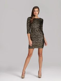 11 holiday dresses under 100 mm couture by miss me 3 4 sleeve sequin