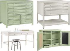 MARTHA STEWART craft space furniture
