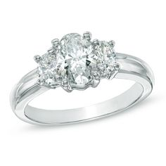 Vera Wang Love Collection 1 Ct T W Diamond Engagement