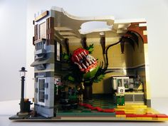 little shop of horrors lego