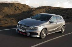 New Mercedes-Benz A-Class. OMFG.