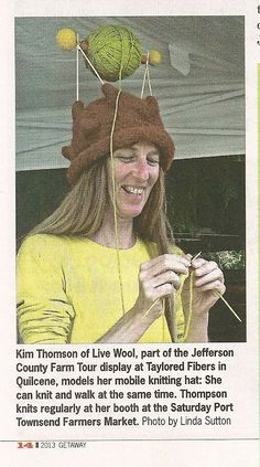 Knit on the go