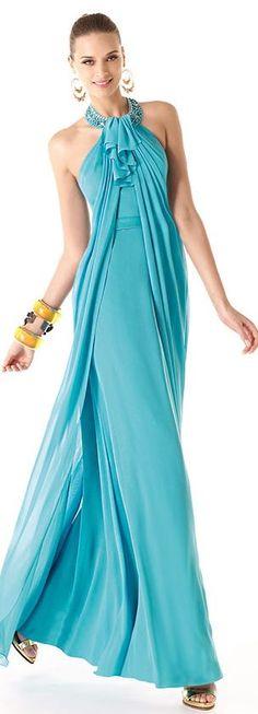 Where to wear? Where to wear? Simply gorgeous! Rani Zakhem RTW 2013/14