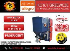 🔴 KOCIOŁ DRAGON DUO  🔴 Wejdź w bezpośredni link do naszej aukcji: ➞ http://allegro.pl/kociol-piec-z-podajnikiem-ruszt-wodny-pid-62kw-i6268132199.html  ⚫KONTAKT:  📞tel./fax: 62 741 84 60 📲kom. 501 035 240  ✉e-mail: biuro@kotly-dragon.pl ✉e-mail: handlowy@kotly-dragon.pl  ➞Zapraszamy również na nasze aukcje allegro: http://allegro.pl/listing/user/listing.php?us_id=34032782 ➞Oraz stronę internetową: http://www.kotly-dragon.pl/  #kocioł #kotły #piece #dom #centralne #ogrzewanie
