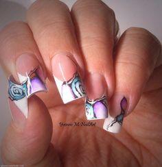 Yvonne M. Nail Art 101
