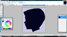 Silhouette tutorial: silhouettes