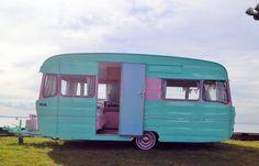 Elegant First Caravan We Overhauled