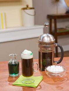 As seen on The Kitchen: Irish Coffee