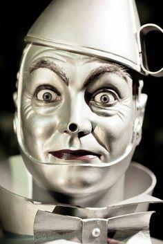 Jack Hailey as the Tin Man