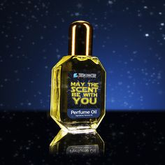 """Fortune Cookie Soap """"May the Scent Be With You"""" Perfume Oil.  New.  Retail $10.99.  SELL PRICE: $4."""