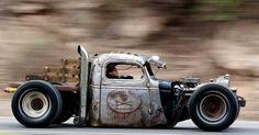rat rod truck