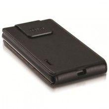Custodia LG Optimus L7 Originale Pelle - Nero  € 19,99