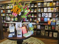 Mitzi's Bookstore in Rapid City. Beautiful!