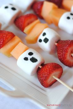 Foods/Snacks on Pinterest | Pudding Pop, Healthy Birthday Treats and ...