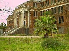 jefferson davis hospital history