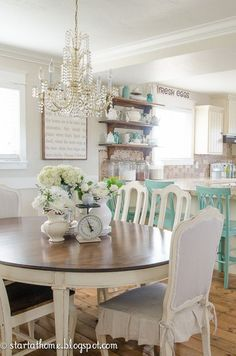 Our Living Room Dining Room On Pinterest House And Home Button