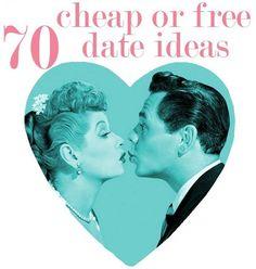 Cheap Date Ideas!