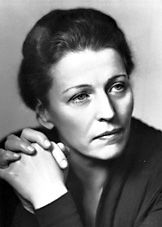 Pearl Buck (1892-1973), author of The Good Earth and other novels, she was also a  civil rights activist and recipient of the 1938 Nobel Prize in Literature
