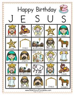 is for Jesus printables | Advent/Christmas Ideas for Kids ...