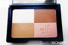 elf studio Cool Bronzer