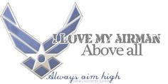 I love my Airman above all
