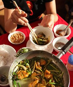 Best Seafood Restaurants Around the World: Cha Ca Thang Long - Hanoi, Vietnam