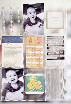 Project Life ~ Layout