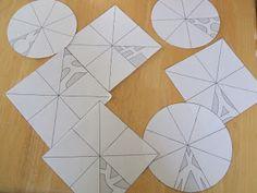printable snowflake cutting templates