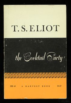 t s eliot book essay