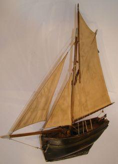 Canot voilier de bassin charles deffain 1920 1930 cinq voiles ebay - Voilier de bassin ancien nanterre ...