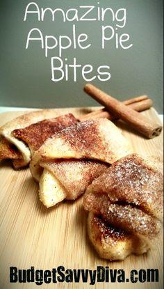 Amazing Apple Pie Bites