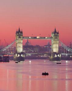 London. CHECK!