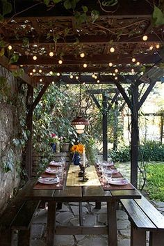It's summertime and the backyard living is dreamy. Get inspired this summer with 15 backyard spaces