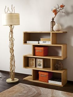 Deco on pinterest tables deco and pancakes - Bibliotheque style scandinave ...